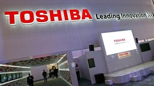 Рынки Азии рухнули после резкого падения Toshiba